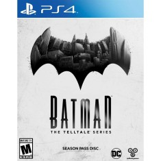 Jogo Batman The Telltale Series PS4 Telltale
