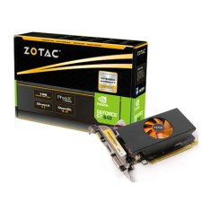 Placa de Video NVIDIA GeForce GT 640 1 GB GDDR5 64 Bits Zotac ZT-60208-10L