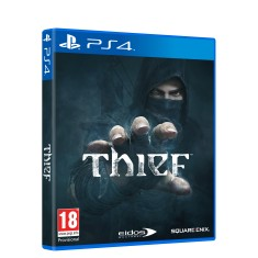 Jogo Thief PS4 Square Enix