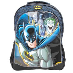 Mochila Escolar Xeryus Batman Gotham Faces 14 5403