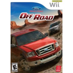 Jogo Ford Racing: Off Road Wii 10TACLE Studios