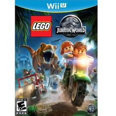 Jogo Lego Jurassic World Wii U Warner Bros