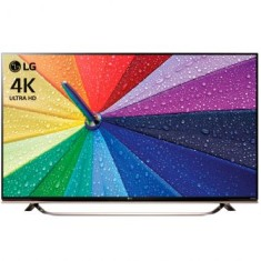 "Smart TV TV LED 3D 49"" LG 4K Netflix 49UF8500 3 HDMI"