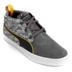 Tênis Puma Masculino Red Bull Racing Desert Boot Casual