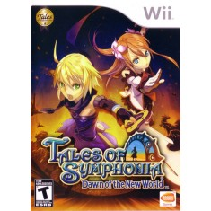 Jogo Tales Of Symphonia Dawn of The New World Wii Bandai Namco