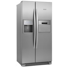 Geladeira Electrolux Frost Free Side by Side 504 Litros Home Bar Inox SH72X