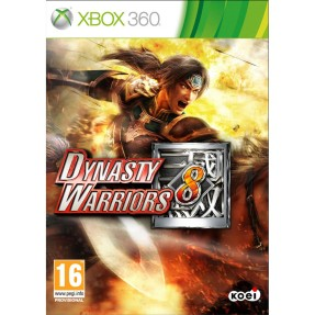 Jogo Dynasty Warriors 8 Xbox 360 Koei