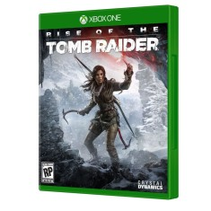 Jogo Rise of the Tomb Raider Xbox One Microsoft