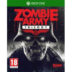 Jogo Zombie Army Trilogy Xbox One Rebellion
