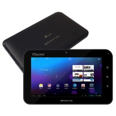 "Tablet Bravva Planet Tab 8GB TFT 7"" Android 4.0 (Ice Cream Sandwich) BV-4000"