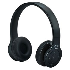 Headphone Bluetooth com Microfone C3 Tech W530B