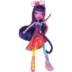 Boneca My Little Pony Equestria Girls Twilight Sparkle A8831 Hasbro