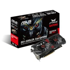 Placa de Video ATI Radeon R9 380 4 GB GDDR5 256 Bits Asus STRIX-R9380-DC2OC-4GD5-GAMING