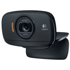 WebCam Logitech 8 MP Filma em HD C525