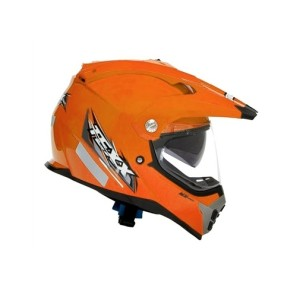Capacete Texx MX Double Vision Off-Road com viseira