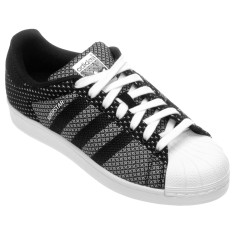 Tênis Adidas Masculino Casual Superstar Weave