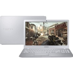 "Notebook Samsung Expert Intel Core i7 5500U 5ª Geração 8GB de RAM SSD 480 GB 15,6"" GeForce 940M Windows 10 Home X51"