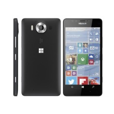 Smartphone Microsoft Lumia 32GB 950 20,0 MP 2 Chips Windows 10 3G Wi-Fi 4G