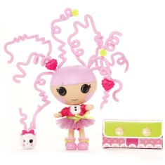 Boneca Lalaloopsy Silly Hair Squirt Lil Top Buba