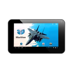 "Tablet DL Eletrônicos 3D MaxView 8GB LED 7"" Android 4.0 (Ice Cream Sandwich) 2 MP TD-M71"