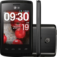 Smartphone LG Optimus L1 II E410 4GB 2,0 MP Android 4.1 (Jelly Bean) Wi-Fi 3G