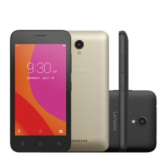 Smartphone Lenovo Vibe B 8GB A2016B30 5,0 MP 2 Chips Android 6.0 (Marshmallow) 3G 4G Wi-Fi