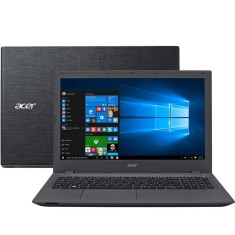 "Notebook Acer Aspire E5 Intel Core i7 6500U 16GB de RAM HD 1 TB 15,6"" GeForce 940M Windows 10 E5-574G-73NZ"