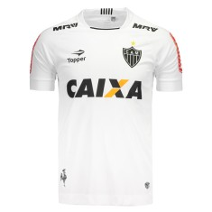 Camisa Torcedor infantil Atlético Mineiro II 2017 sem Número Topper cf9a61bc9a23d