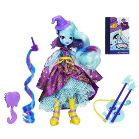 Boneca My Little Pony Equestria Girls Trixie Lulamoon Hasbro