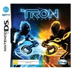 Jogo Tron Evolution Disney Nintendo DS