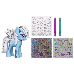 Boneca My Little Pony Decore a Pony Rainbow Dash Hasbro