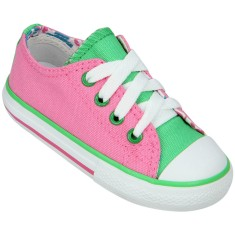 Tênis Converse All Star Infantil (Menina) Casual CT As Double Tongue Ox