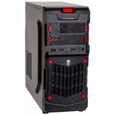 PC Br One Gamer AMD A8 3850 4 GB HD 1 TB Windows 7 CL-G18