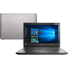 "Notebook Lenovo G Intel Core i5 5200U 5ª Geração 4GB de RAM HD 1 TB 14"" Radeon R5 M230 Windows 10 Home G40-80"