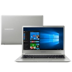 "Notebook Samsung Style Intel Core i7 6500U 6ª Geração 8GB de RAM SSD 256 GB 13,3"" Windows 10 S50"
