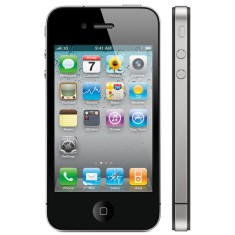 Smartphone Apple iPhone 4 16GB Câmera 5,0 MP Desbloqueado Wi-Fi 3G