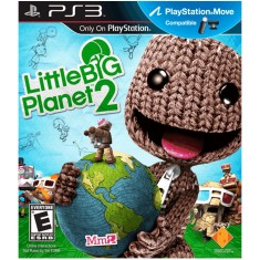 Jogo Little Big Planet 2 PlayStation 3 Sony