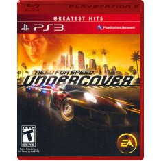 Jogo Need For Speed: Undercover PlayStation 3 EA