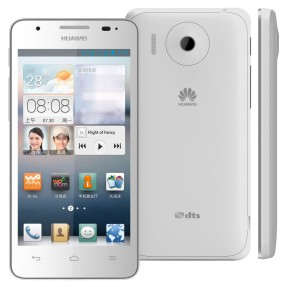 Smartphone Huawei Ascend 4GB G506 5,0 MP 2 Chips Android 4.1 (Jelly Bean) Wi-Fi 3G
