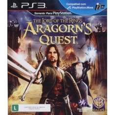 Jogo Lord of the Rings: Aragorn's Quest PlayStation 3 Warner Bros