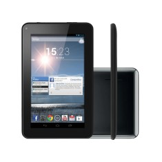 "Tablet Multilaser Supra 8GB TFT 7"" Android 4.4 (Kit Kat) NB152"