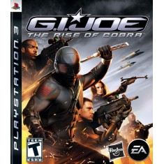 Jogo G.I. Joe: The Rise Of Cobra PlayStation 3 EA