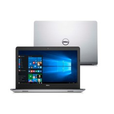 "Notebook Dell Inspiron 5000 Intel Core i5 5200U 5ª Geração 8GB de RAM HD 1 TB 15,6"" Radeon HD R7 M265 Windows 10 I15-5548-C10"