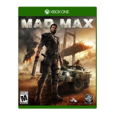 Jogo Mad Max Xbox One Warner Bros