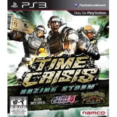 Jogo Time Crisis: Razing Storm PlayStation 3 Bandai Namco