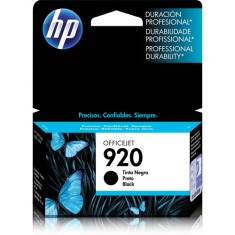 Cartucho Preto HP 920 CD971AL
