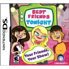 Jogo Best Friends Tonight Ubisoft Nintendo DS
