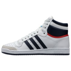 Tênis Adidas Feminino Casual Top Ten High