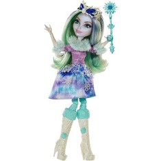 Boneca Ever After High Feitiço de Inverno Crystal Winter Mattel