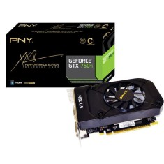 Placa de Video NVIDIA GeForce GTX 750 Ti 2 GB GDDR5 128 Bits PNY VCGGTX750T2XPB-OC